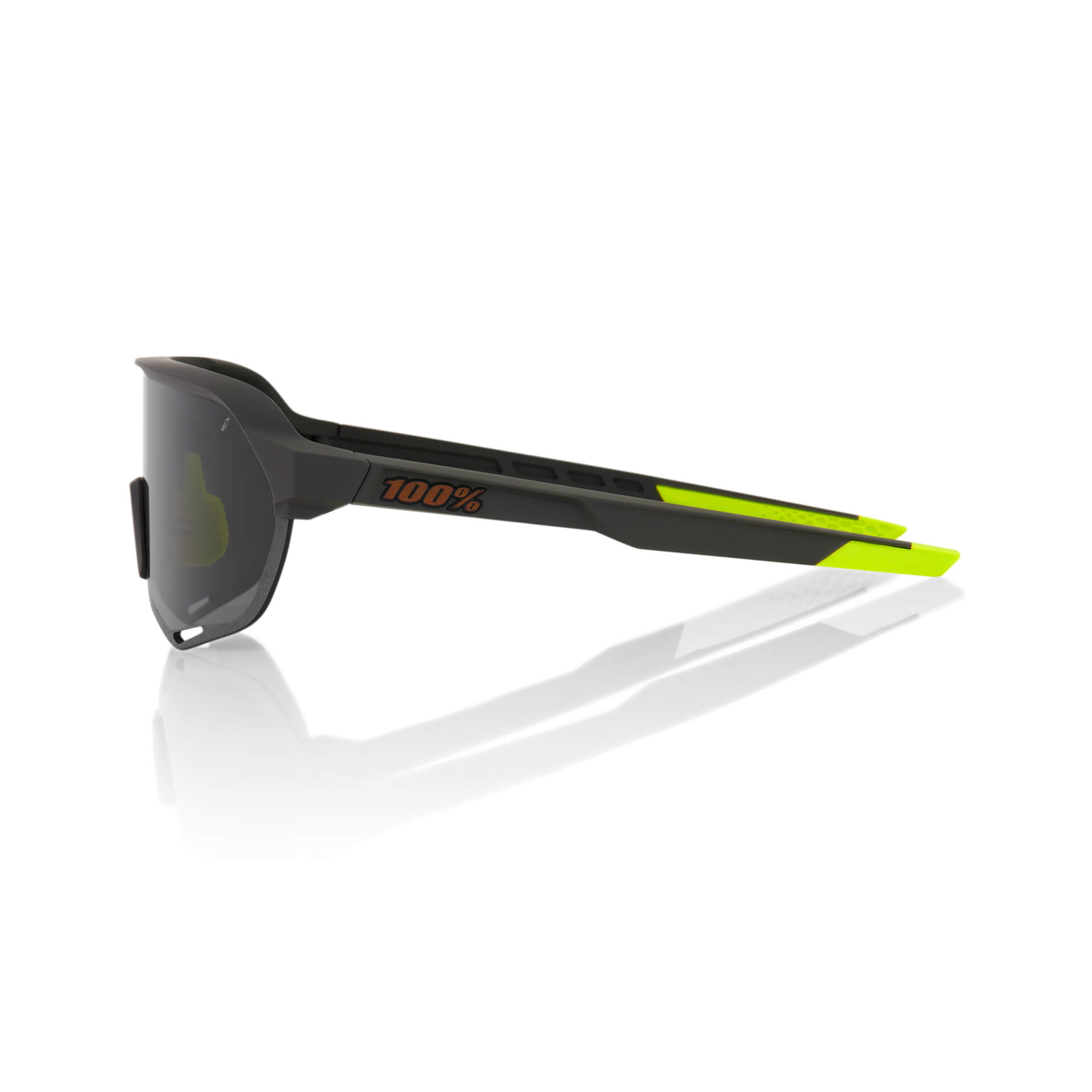 S2 – Soft Tact Cool Grey – Smoke Lens