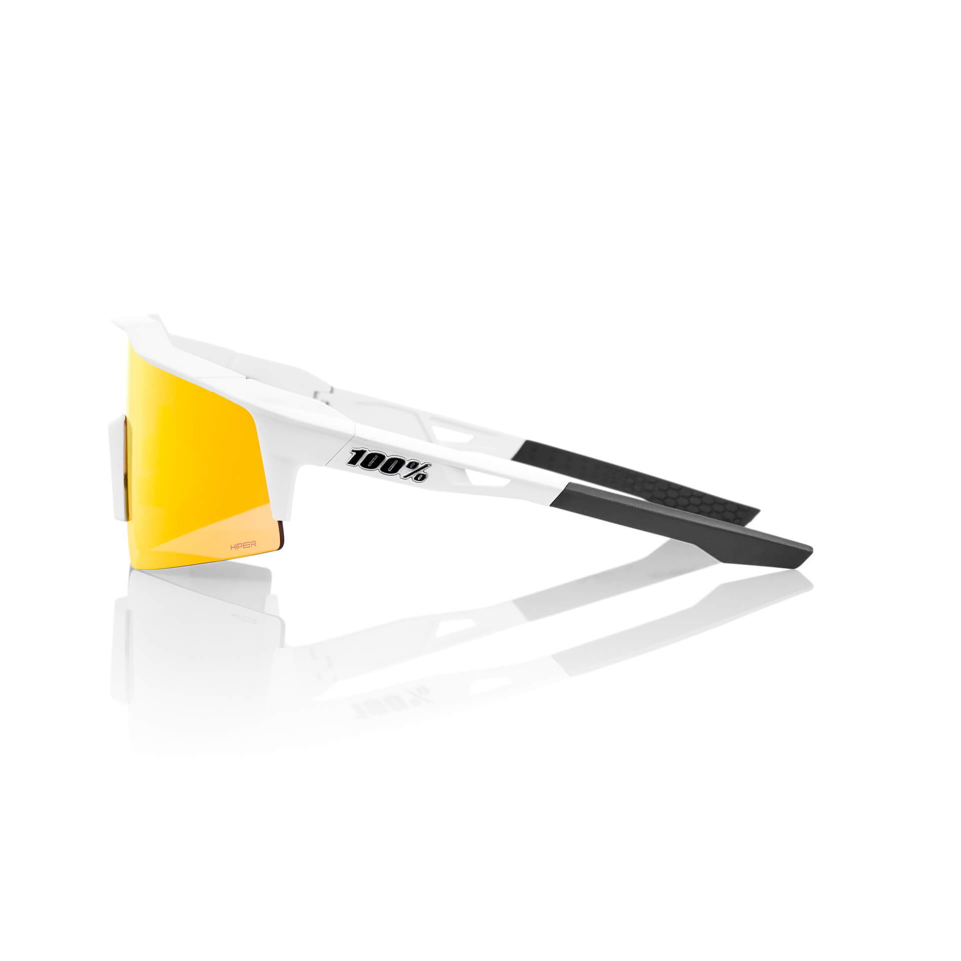 SPEEDCRAFT SL – Soft Tact Off White – HiPER Red Multilayer Mirror Lens