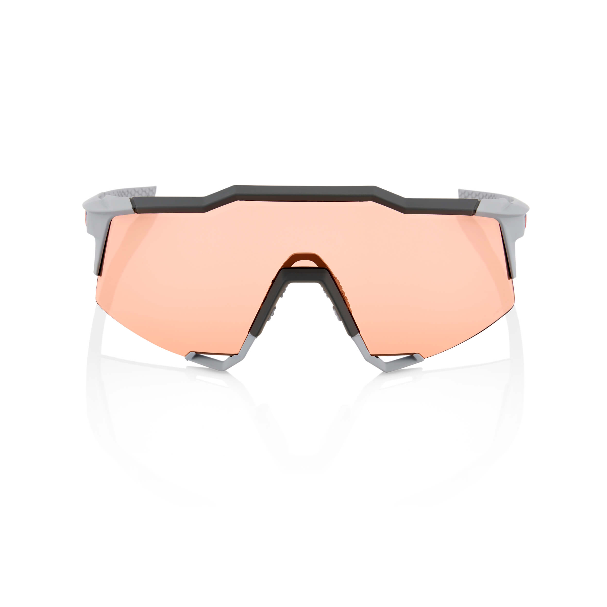 SPEEDCRAFT – Soft Tact Stone Grey – HiPER Coral Lens