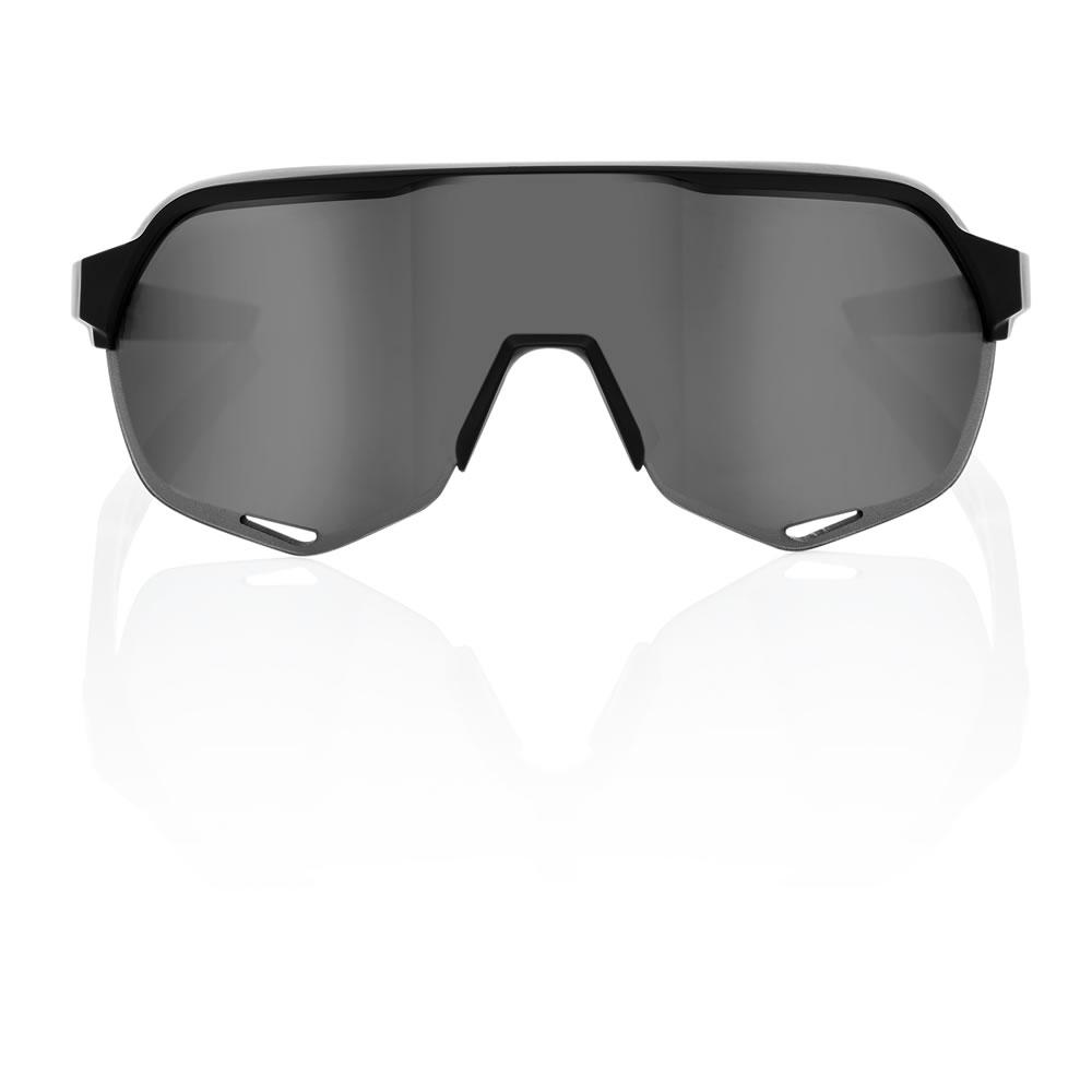 S2 – Soft Tact Black – Smoke Lens