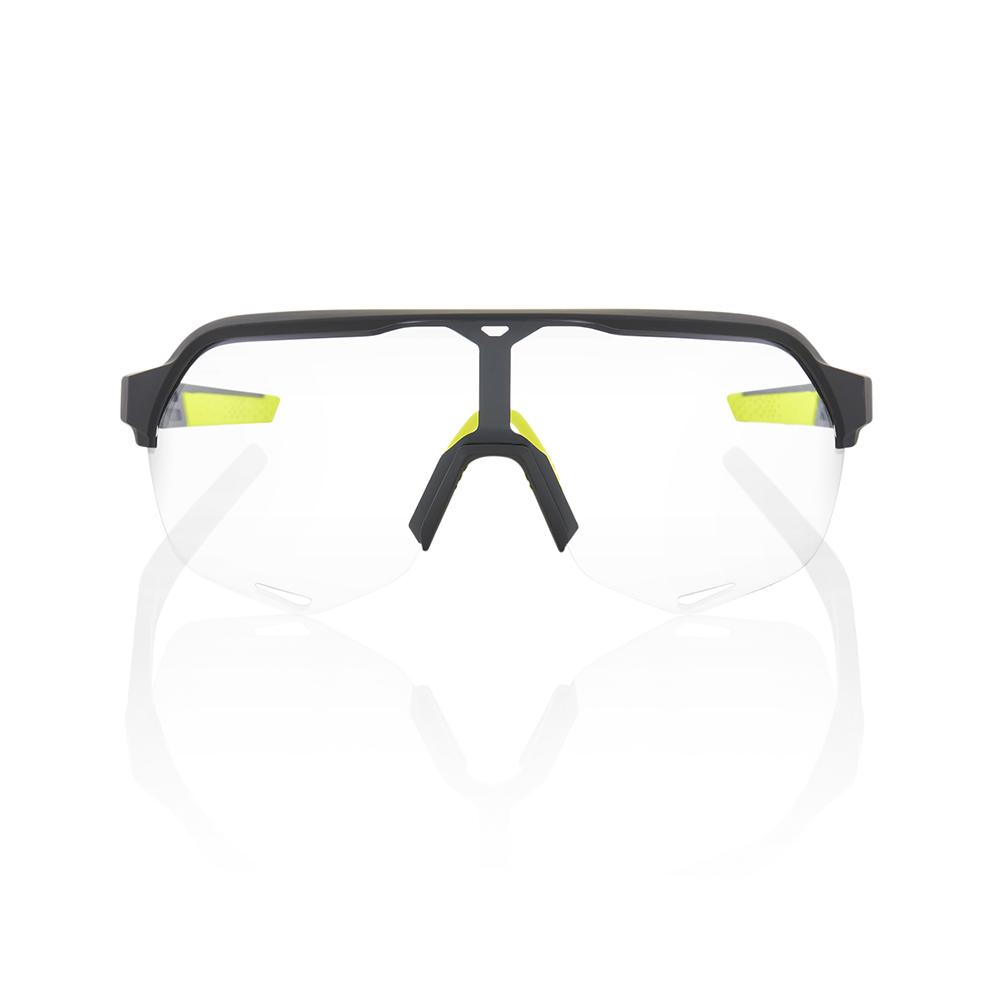 S2 – Soft Tact Cool Grey – Photochromic Lens