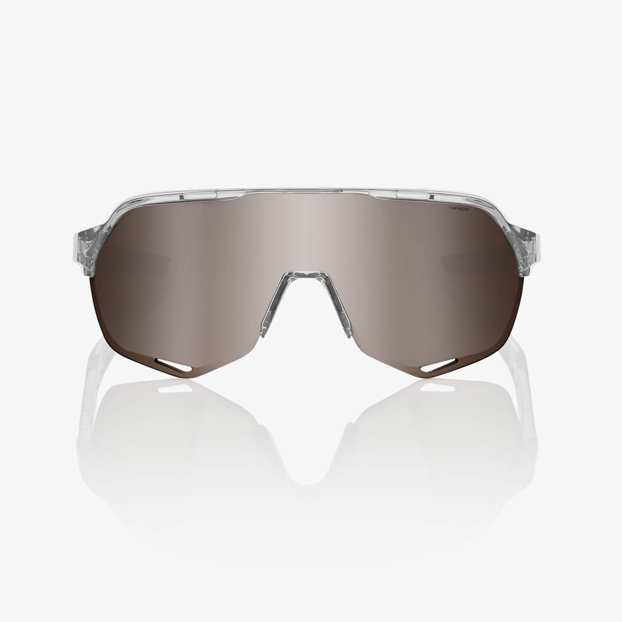 S2 – Polished Translucent Grey – HiPER Silver Mirror