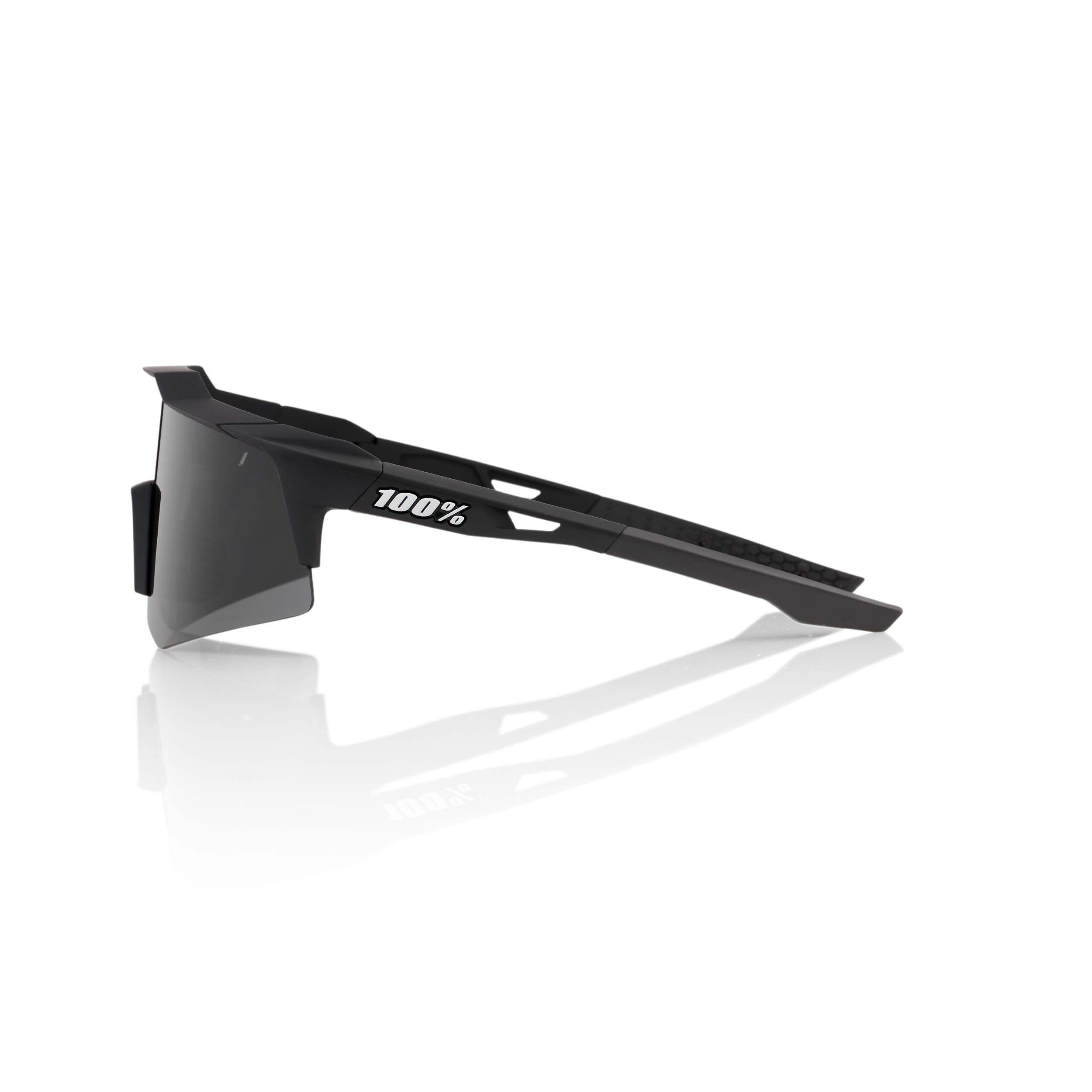 SPEEDCRAFT XS – Soft Tact Black – Smoke Lens