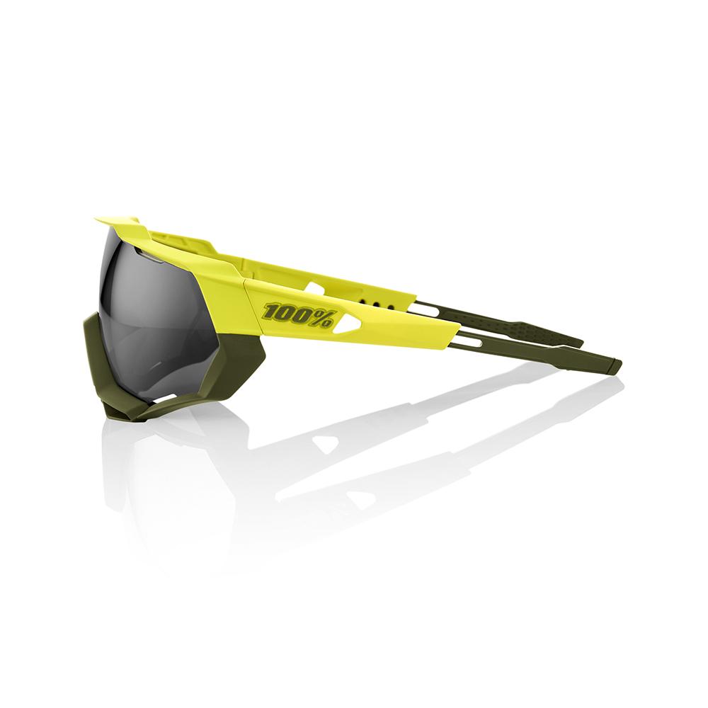 SPEEDTRAP – Soft Tact Banana – Black Mirror Lens