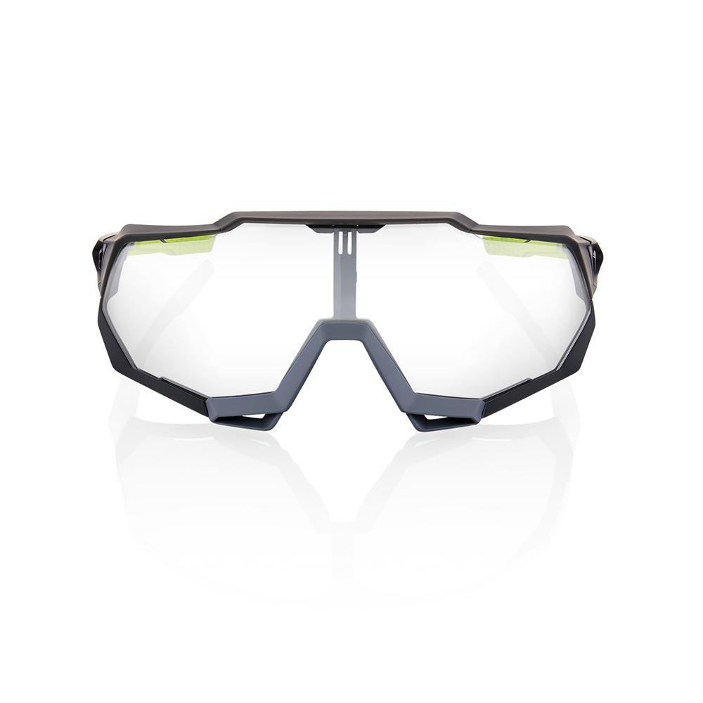 SPEEDTRAP – Soft Tact Cool Grey – Photochromic Lens