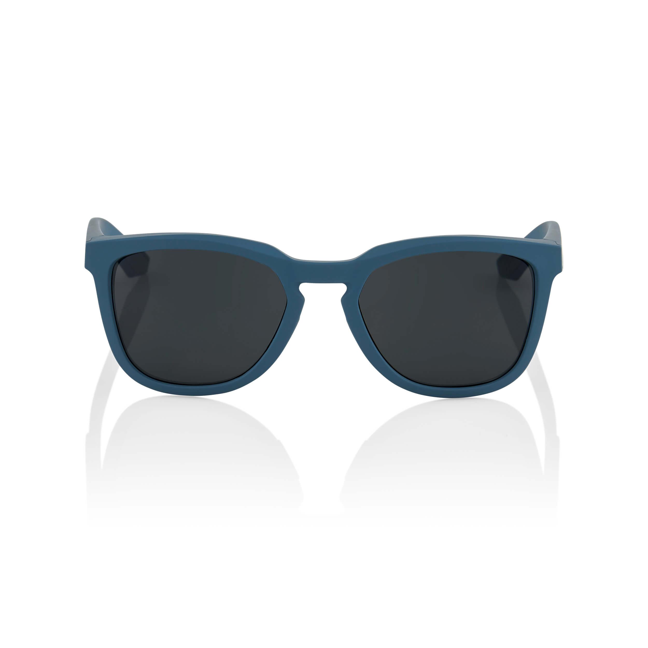 HUDSON – Soft Tact Blue – Smoke Lens