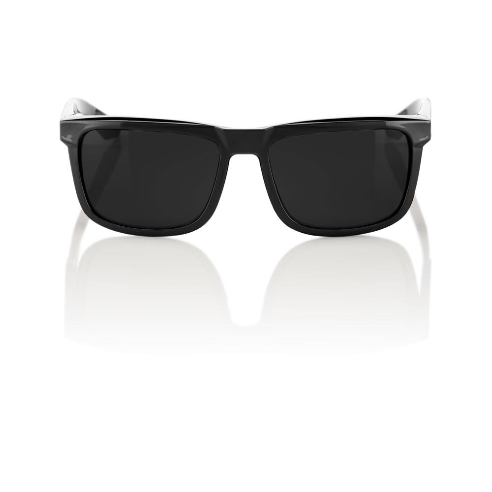 BLAKE – Shiny Black – Grey PEAKPOLAR Lens