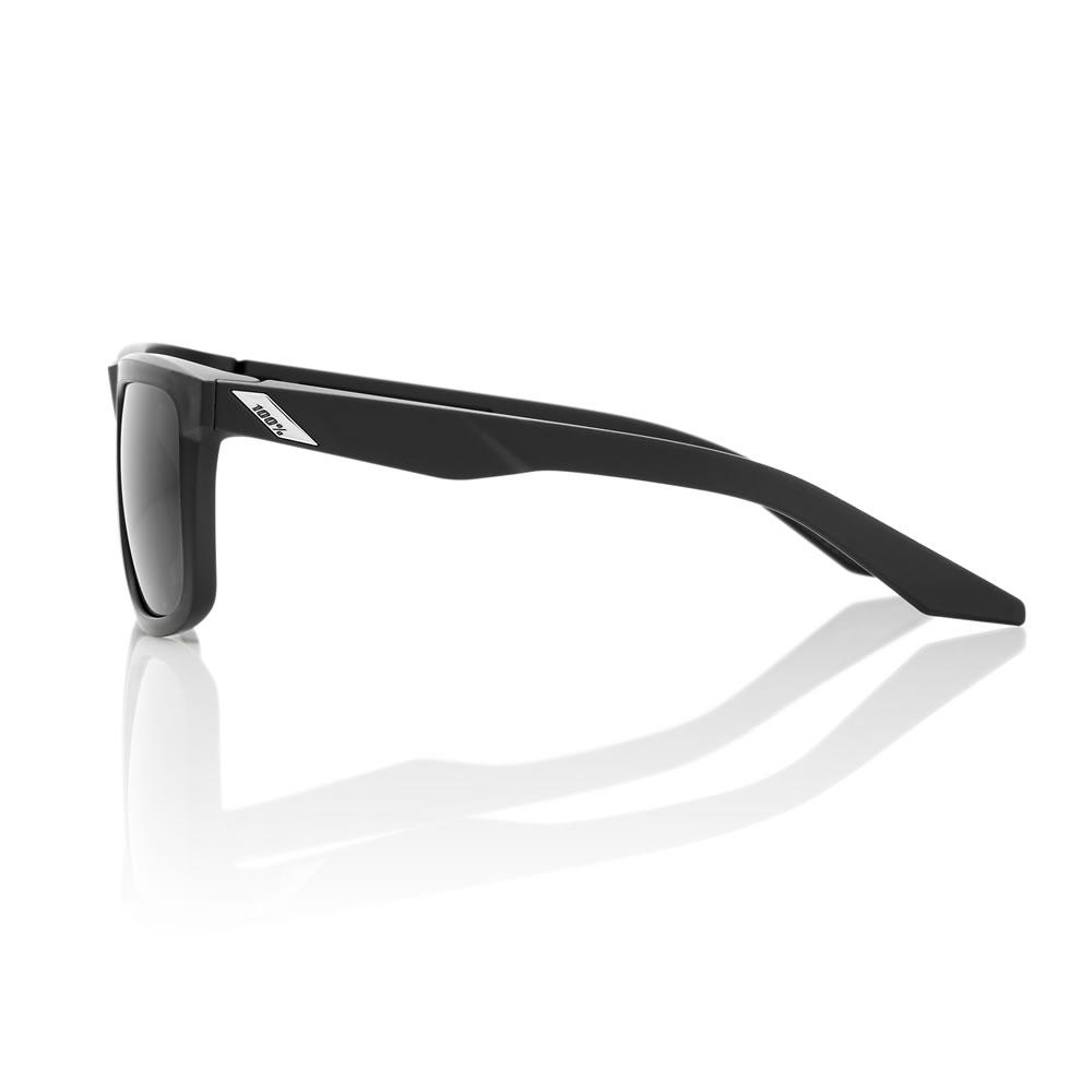 BLAKE – Soft Tact Black – Smoke Lens