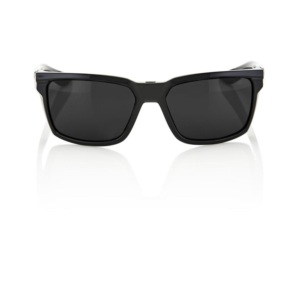 DAZE – Shiny Black – Grey PEAKPOLAR Lens