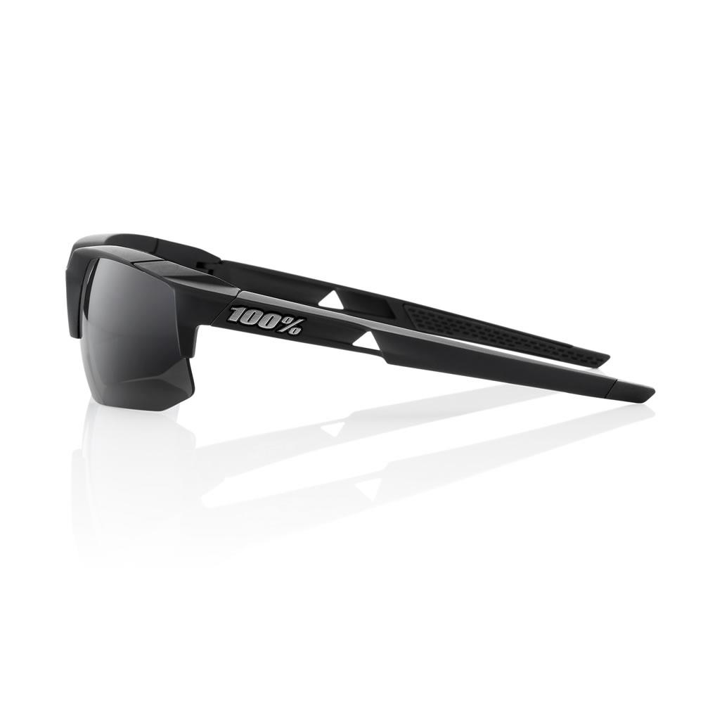 SPEEDCOUPE – Soft Tact Black – Smoke Lens