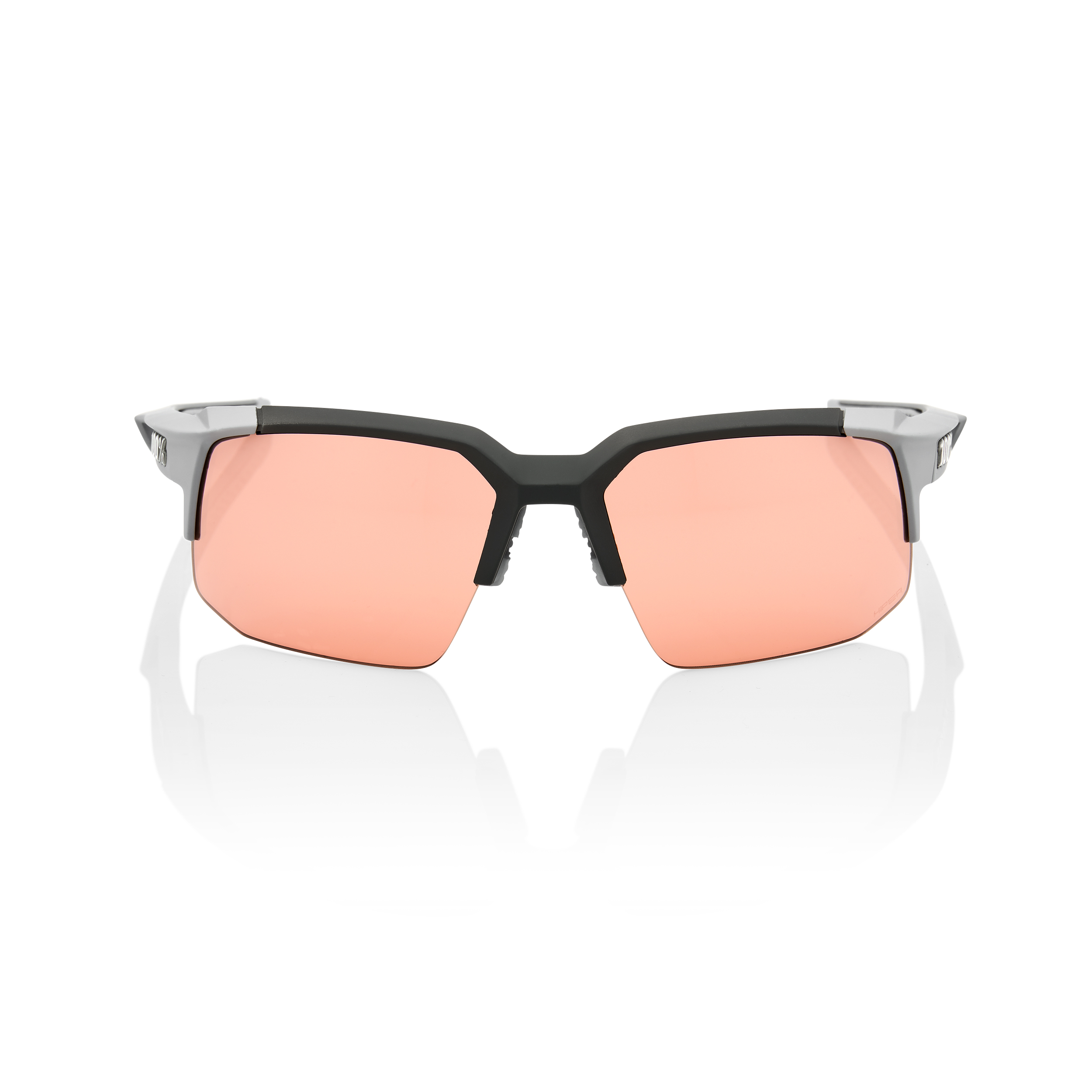 SPEEDCOUPE – Soft Tact Stone Grey – HiPER Coral Lens