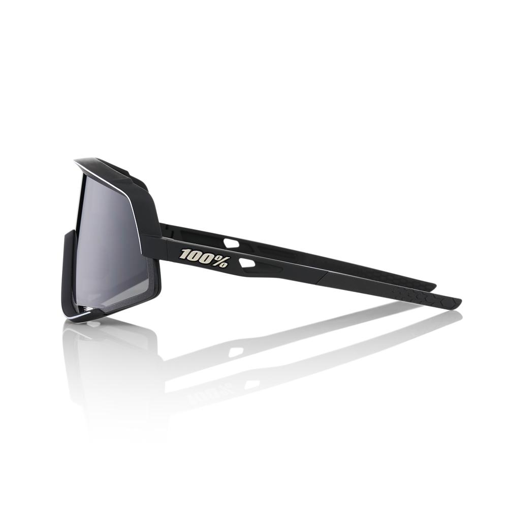 GLENDALE – Soft Tact Black – Smoke Lens