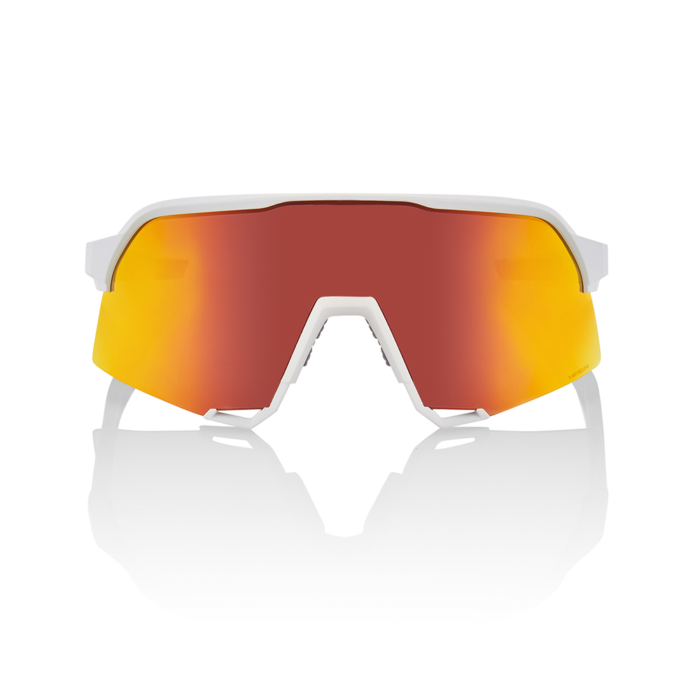 S3 –  Soft Tact White – HiPER Red Multilayer Mirror Lens