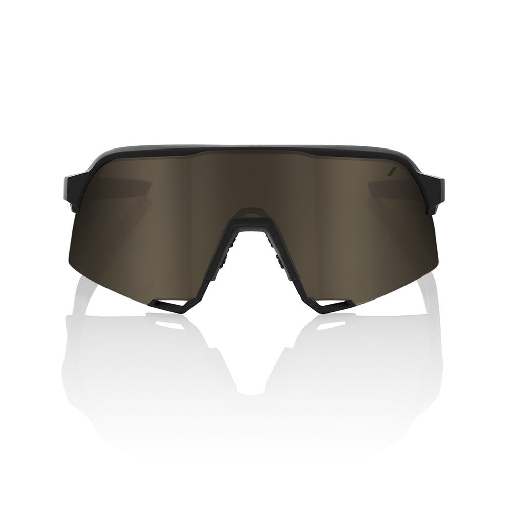 S3 – Soft Tact Black – Soft Gold Lens