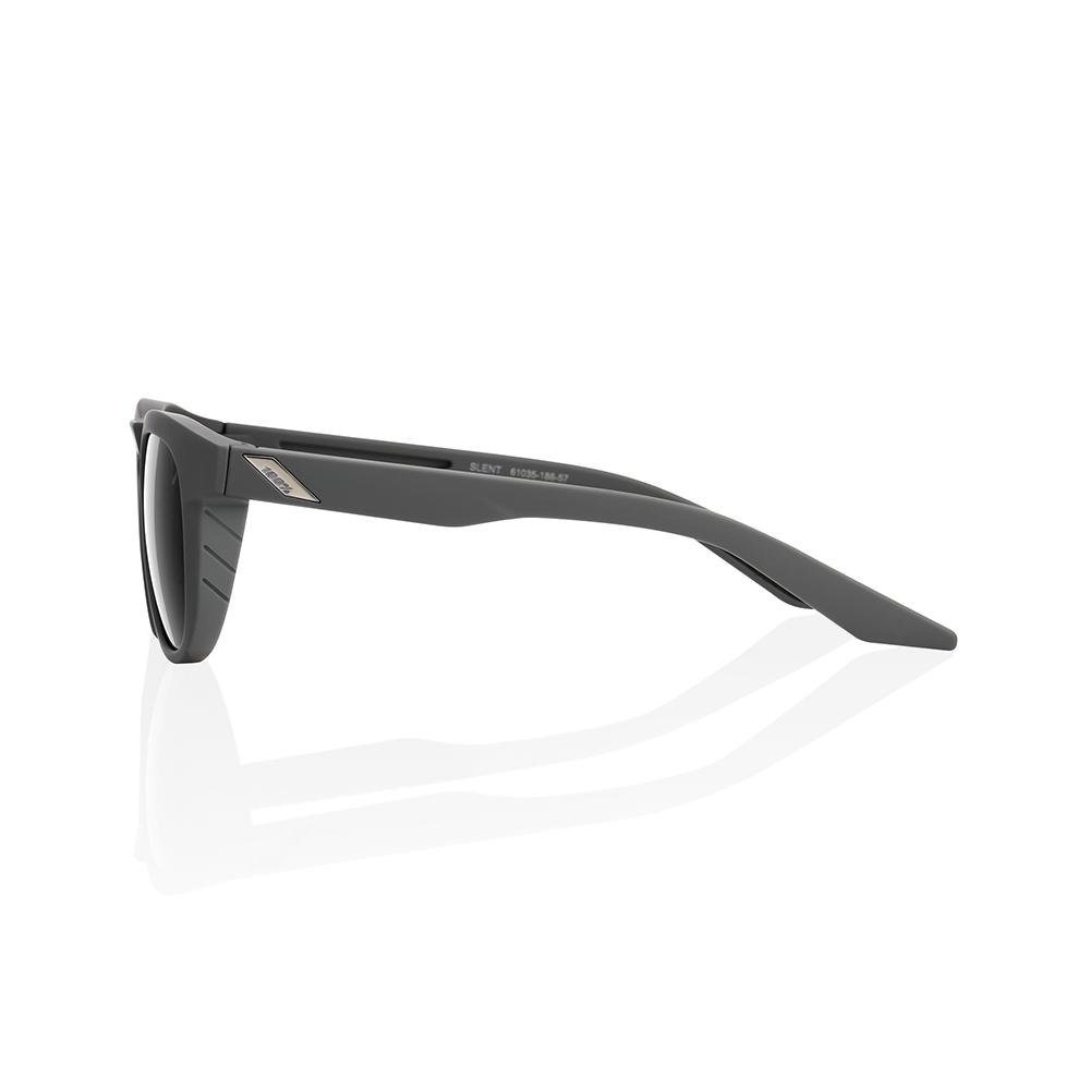 SLENT – Soft Tact Cool Grey – Smoke Lens