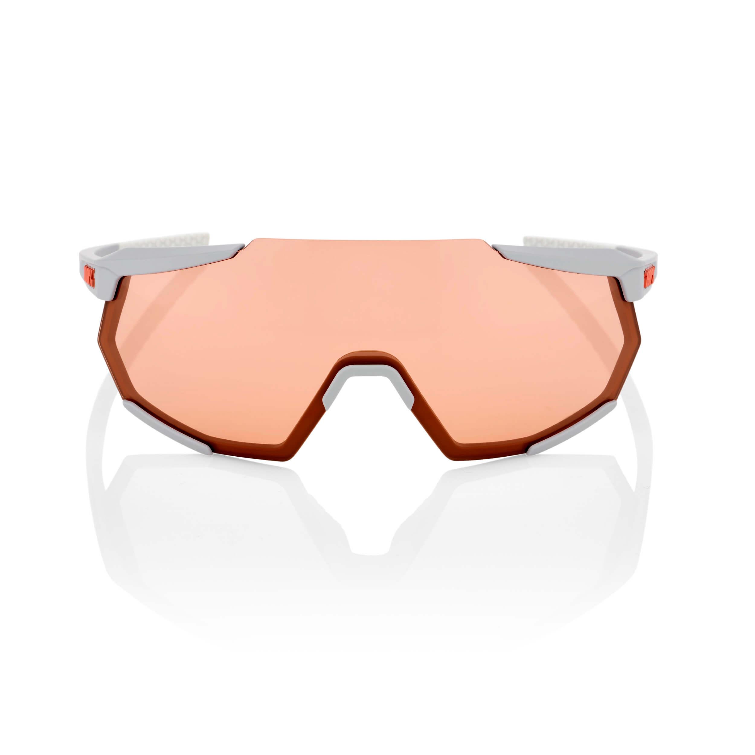 RACETRAP – Soft Tact Stone Grey – HiPER Coral Lens