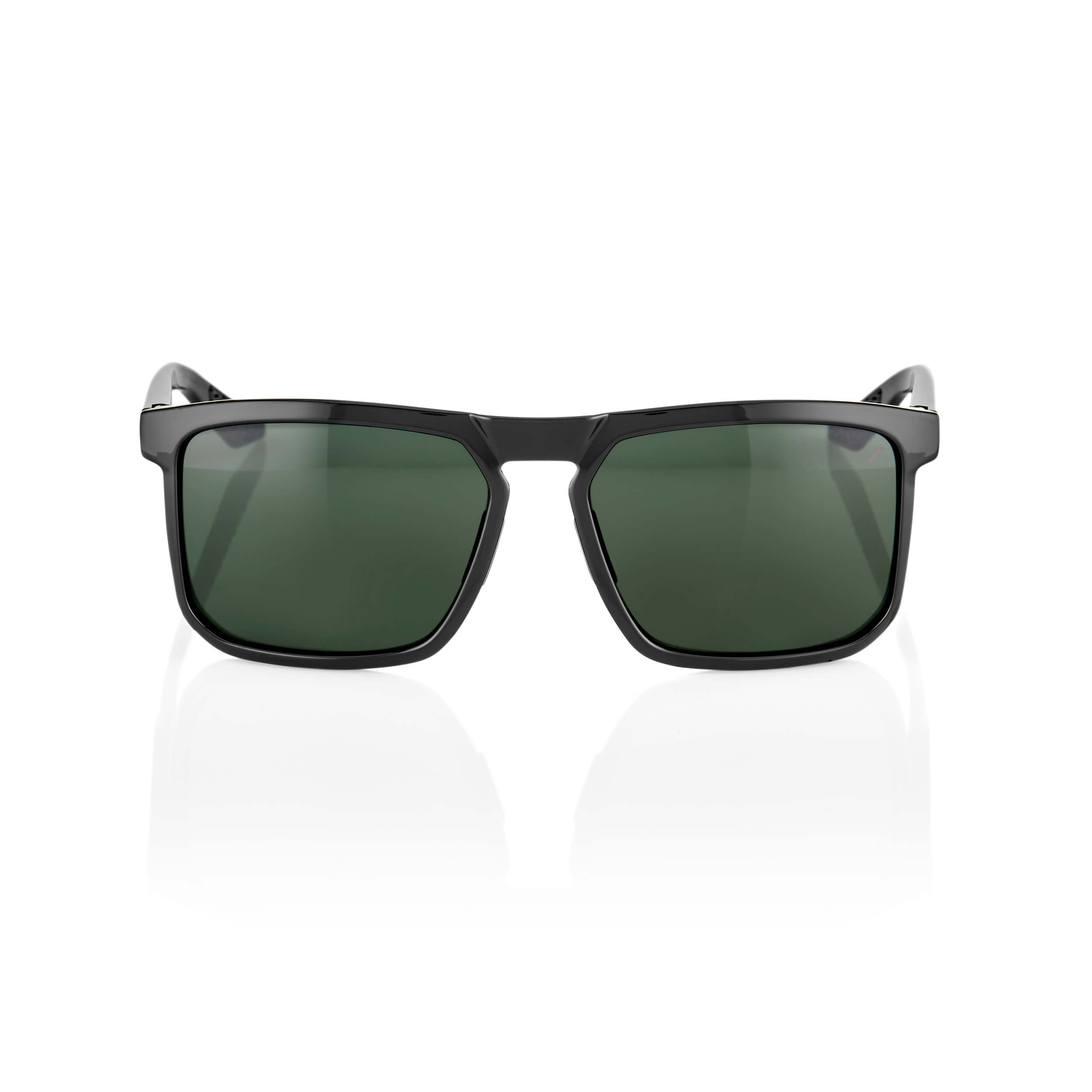 RENSHAW – Gloss Black – Grey Green Lens