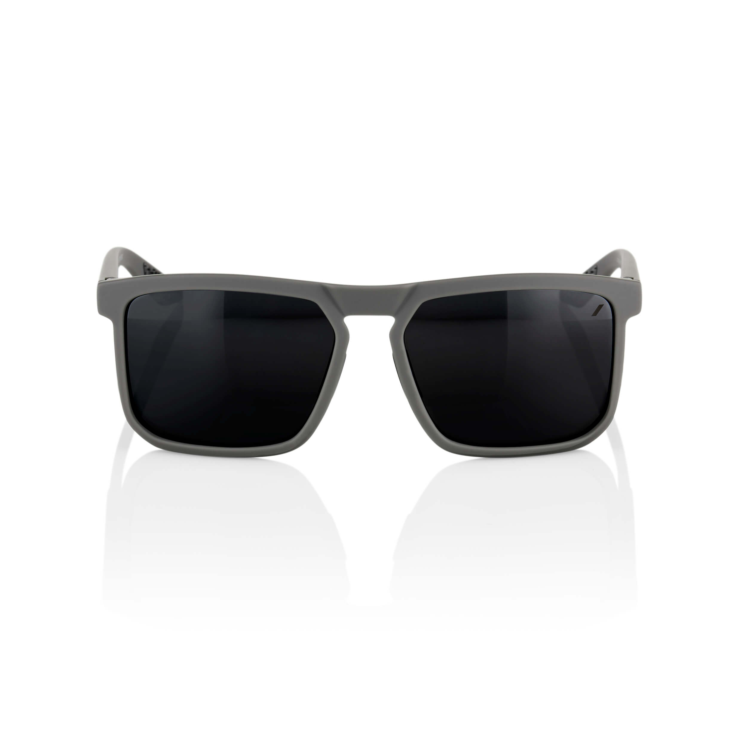 RENSHAW – Soft Tact Cool Grey – Black Mirror Lens