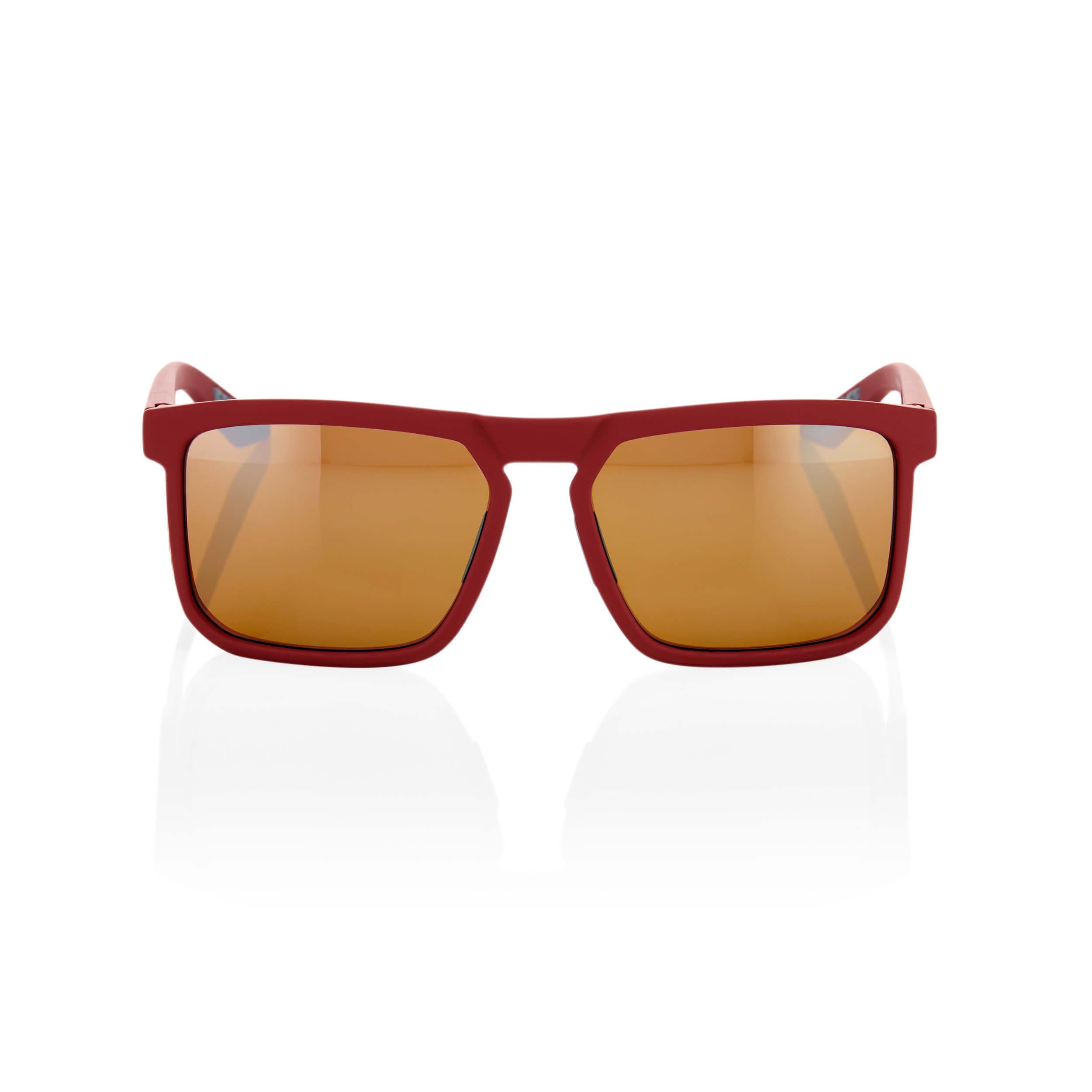 RENSHAW – Soft Tact Crimson – Bronze Lens