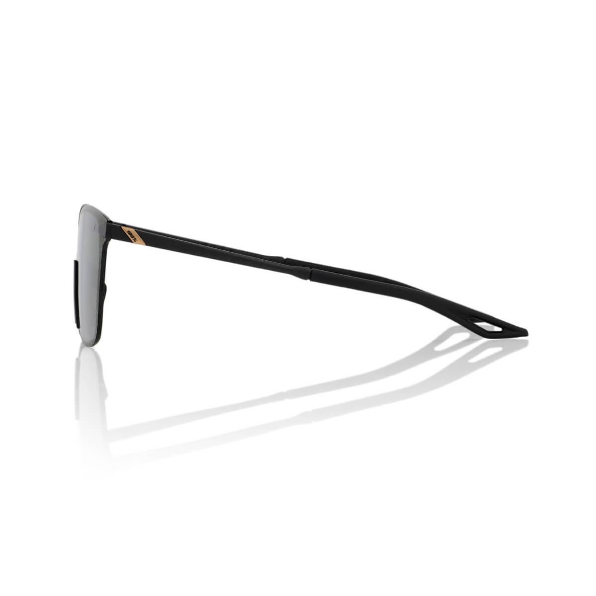 LEGERE Square – Matte Black – Grey Green Lens