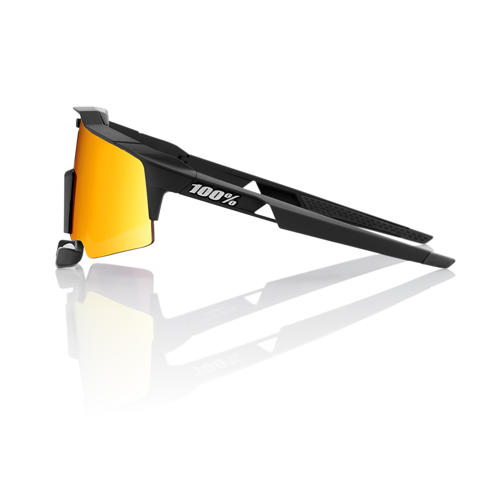 SPEEDCRAFT AIR – Soft Tact Black – HiPER Red Multilayer Mirror